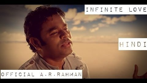 Behad Pyaar – Infinite Love Hindi & English Version By A.R. Rahman