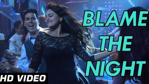 Blame The Night Song – Holiday