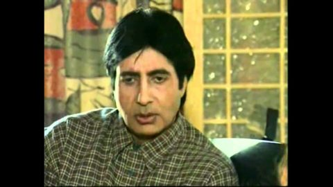 Blast from the Past: Amitabh Bachchan Interview by Tavleen Singh