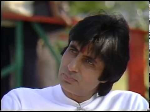 Blast from the Past: Amitabh Bachchan Interview from the Sets of Sharaabi