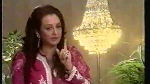 Blast from the Past: Saira Banu Interview from Baaje Payal