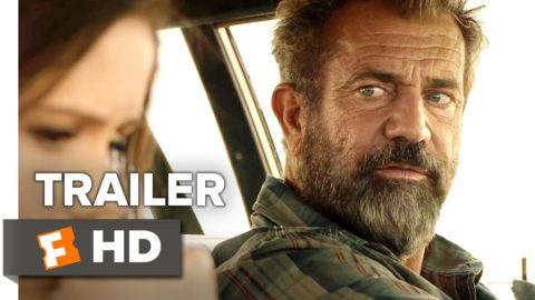 Blood Father Official Trailer starring Mel Gibson