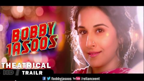 Bobby Jasoos Theatrical Trailer
