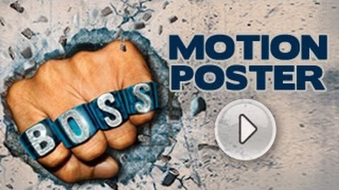 Boss First Look Motion Poster