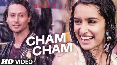 Cham Cham Song from Baaghi ft Tiger Shroff, Shraddha Kapoor