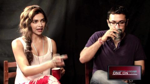 Deepika Padukone and Homi Adajania Interview on Cocktail