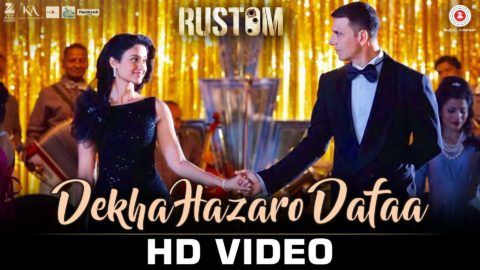 Dekha Hazaro Dafaa Song from Rustom ft Akshay Kumar, Ileana