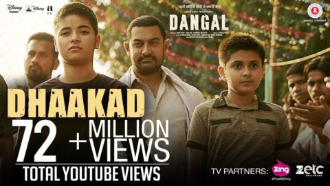 Dhaakad Song from Dangal ft Aamir Khan