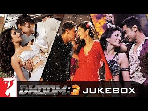 Dhoom 3 Full Songs Jukebox