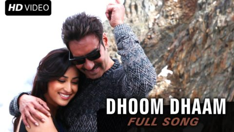 Dhoom Dhaam Song from Action Jackson ft Ajay Devgn, Yami Gautam