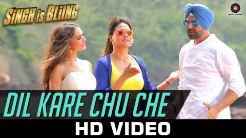 Dil Kare Chu Che Song from Singh Is Bliing ft Akshay Kumar, Amy Jackson, Lara Dutta