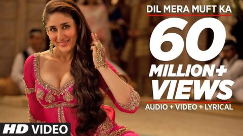 Dil Mera Muft Ka Song from Agent Vinod