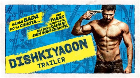 Dishkiyaoon Theatrical Trailer