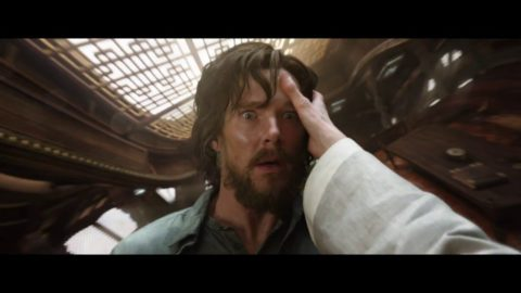 Doctor Strange Official Teaser starring Benedict Cumberbatch