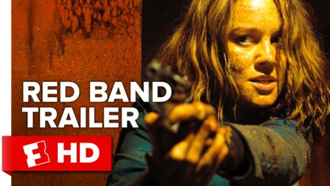 Free Fire Official Red Band Trailer starring Brie Larson