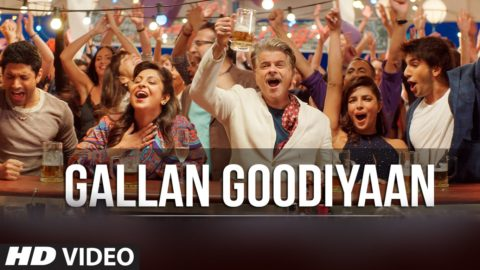 Gallan Goodiyaan Song from Dil Dhadakne Do ft Ranveer Singh, Priyanka Chopra, Farhan Akhtar, Anil Kapoor