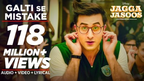Galti Se Mistake Song from Jagga Jasoos ft Ranbir Kapoor, Katrina kaif