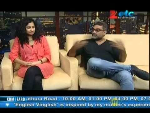 Gauri Shinde & R. Balki Interview With Komal Nahta