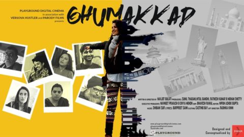 Ghumakkad Short Film by Navjot Gulati