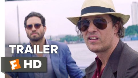 Gold Official Trailer starring Matthew McConaughey
