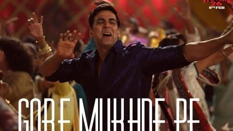 Gore Mukhde Pe Song – Special 26