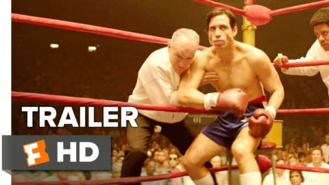 Hands of Stone Official Trailer starring Robert De Niro, Edgar Ramírez, Usher Raymond