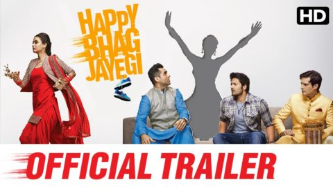 Happy Bhag Jayegi Official Trailer starring Diana Penty, Abhay Deol, Jimmy Sheirgill, Ali Fazal