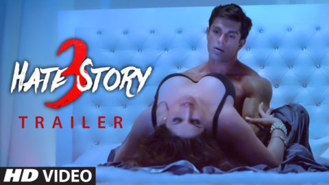Hate Story 3 Official Trailer starring Sharman Joshi, Zarine Khan, Daisy Shah
