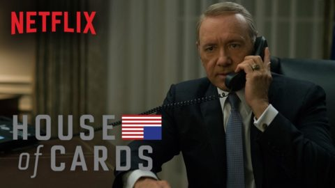 House of Cards Season 4 Official Trailer starring Kevin Spacey, Robin Wright