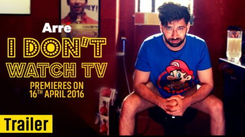 I Don't Watch TV Web Series Trailer