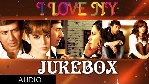 I Love New Year Full Songs Jukebox