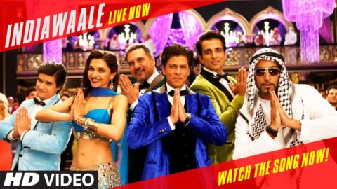 India Waale Song from Happy New Year