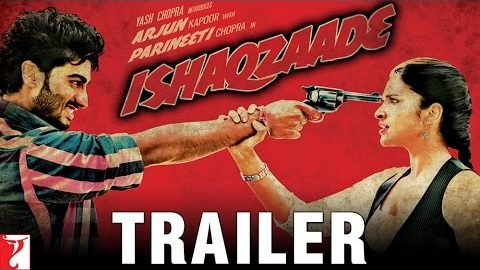 Ishaqzaade Theatrical Trailer
