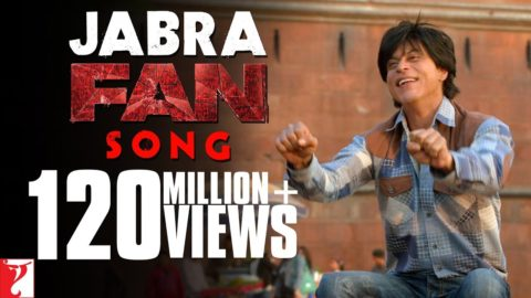 Jabra Fan Song from Fan ft Shah Rukh Khan