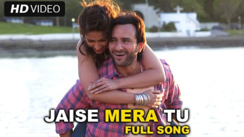 Jaise Mera Tu Song From Happy Ending Ft Saif Ali Khan, Ileana D'cruz