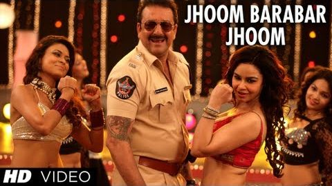 Jhoom Barabar Jhoom Song – Policegiri