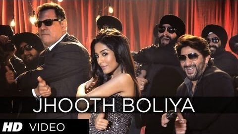 Jhooth Boliya Song – Jolly LLB
