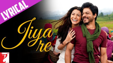 Jiya Re Full song with Lyrics – Jab Tak Hai Jaan