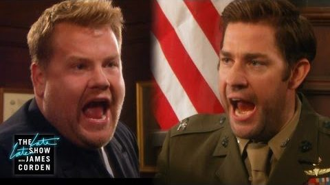 John Krasinski and James Corden Were Cut From All Your Favorite Films