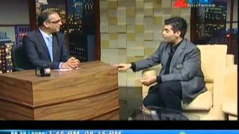 Karan Johar Interview With Komal Nahta