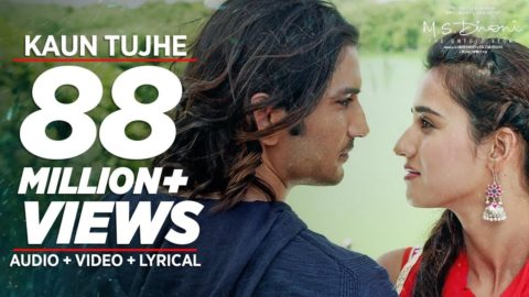 Kaun Tujhe Song from M.S. Dhoni -The Untold Story ft Sushant Singh, Disha Patani
