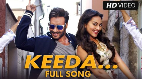 Keeda Song from Action Jackson ft Ajay Devgn, Sonakshi Sinha