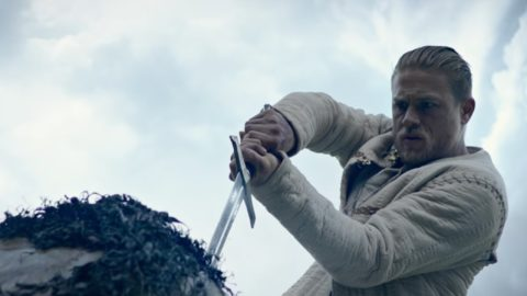 King Arthur: Legend of the Sword Official Trailer