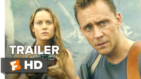 Kong: Skull Island Official Trailer starring Tom Hiddleston, Brie Larson, Samuel L. Jackson