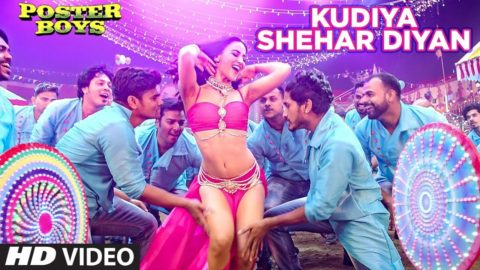 Kudiya Shehar Di Song from Poster  Boys ft Sunny Deol, Bobby Deol