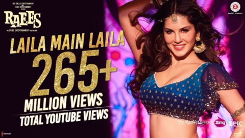Laila Main Laila Song from Raees ft Sunny Leone, Shah Rukh Khan