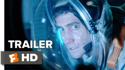 Life Official Trailer starring Jake Gyllenhaal, Ryan Reynolds