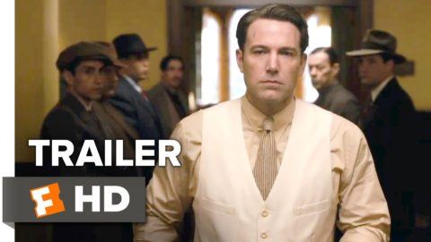 Live by Night Official Trailer starring Ben Affleck