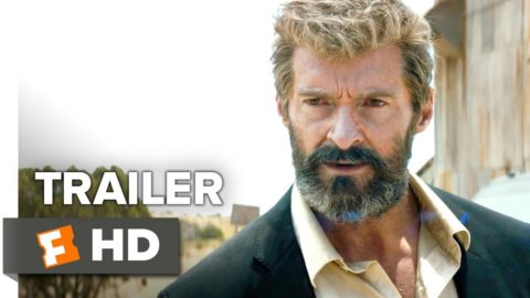 Logan Official Trailer starring Hugh Jackman