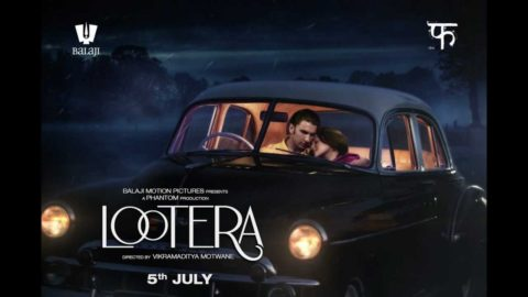 Lootera First Look Digital Poster